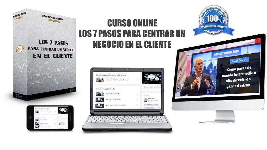 Imagen Curso Online Customer Centric